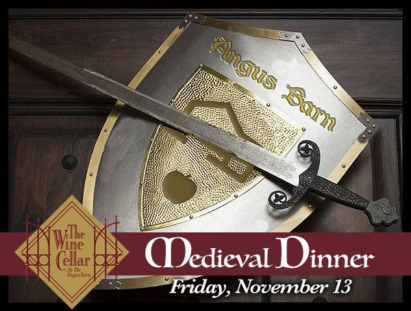 Medieval Times Wine Cellar Feast -  Extended to Friday, November 13