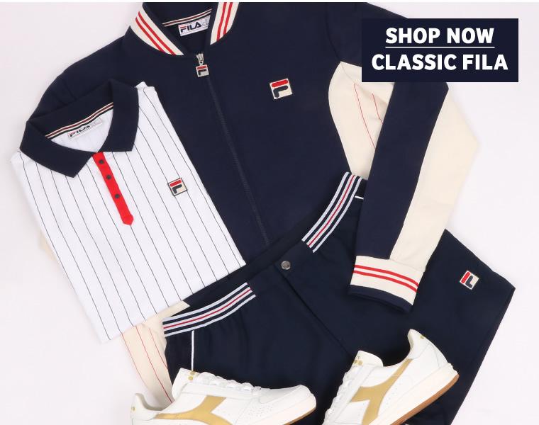 Classic Fila Collection