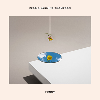Zedd and Jasmine Thompson - Funny Image