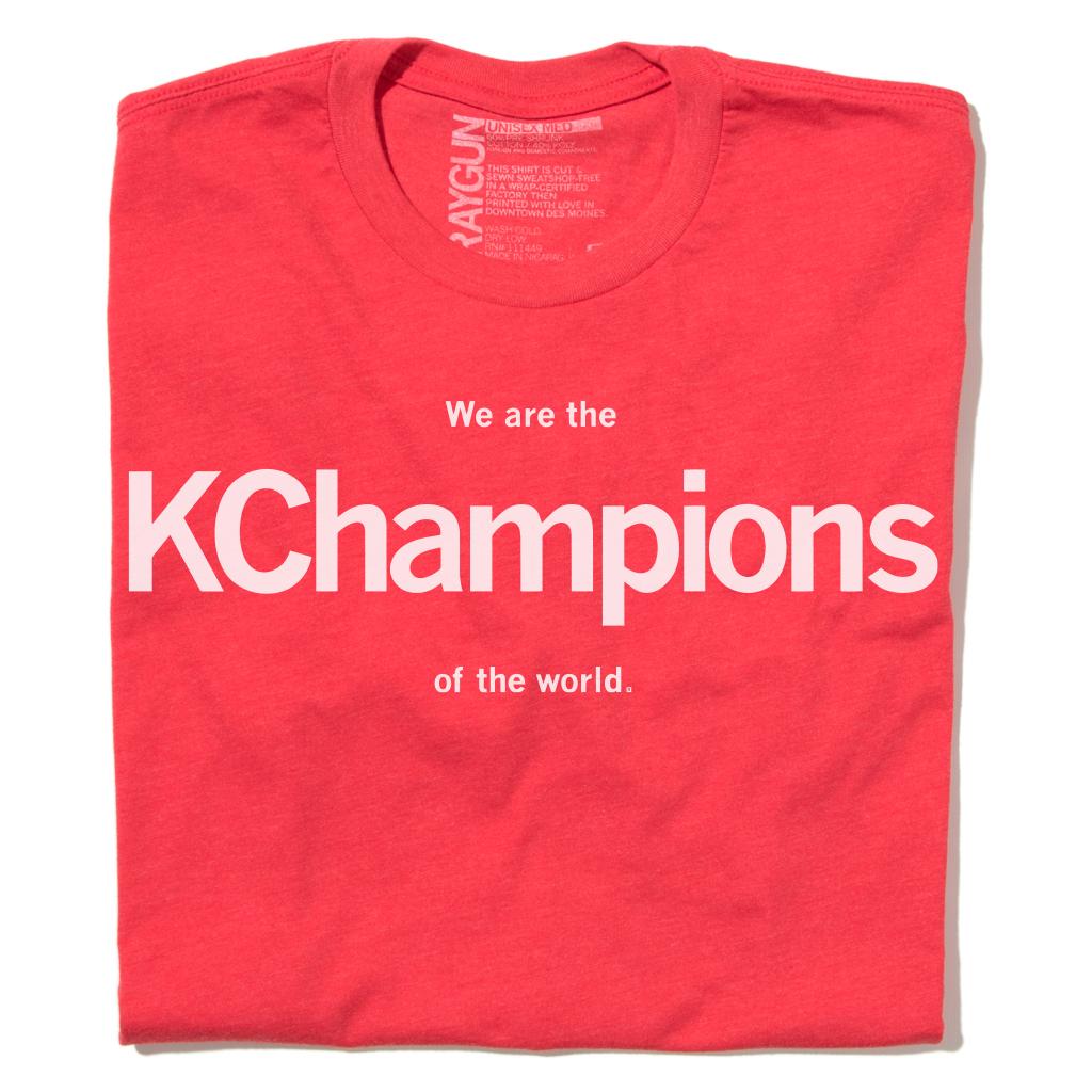 KChampions Red
