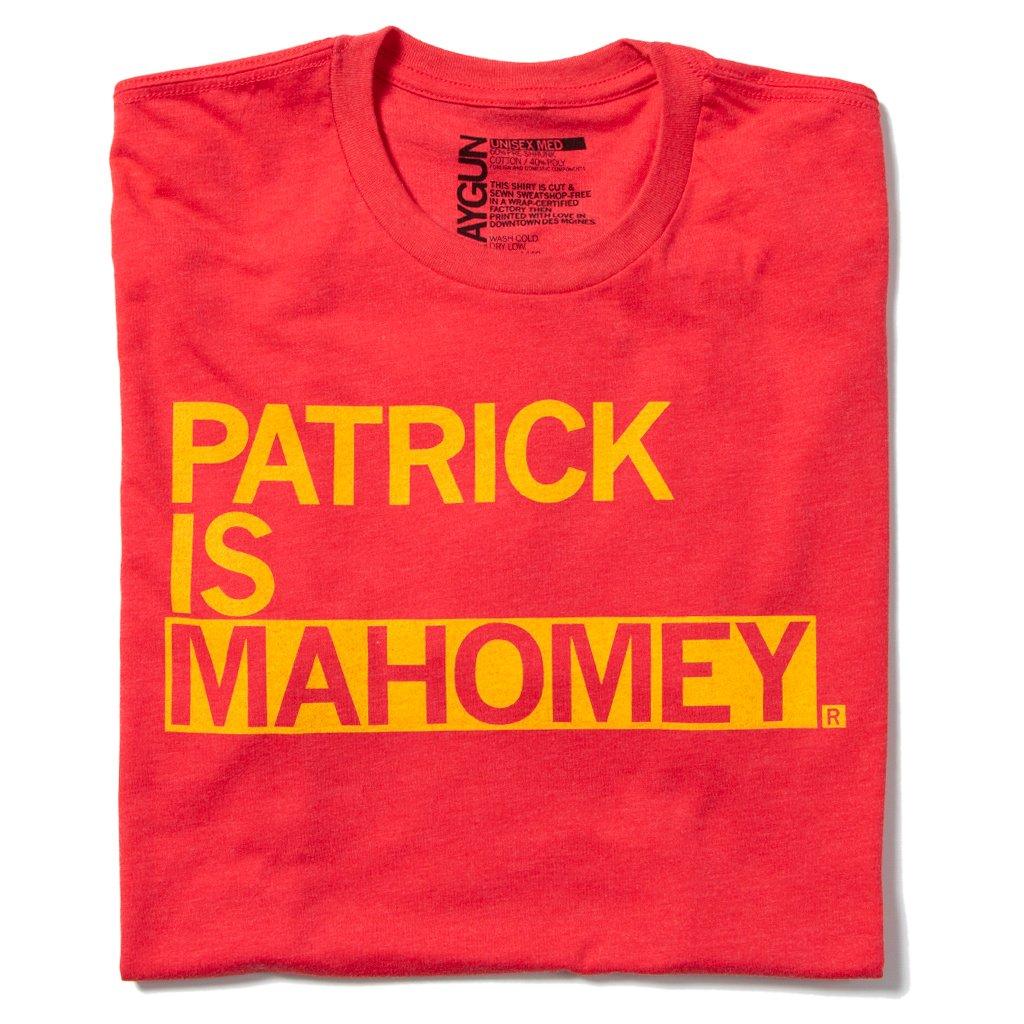 Patrick Is Mahomey