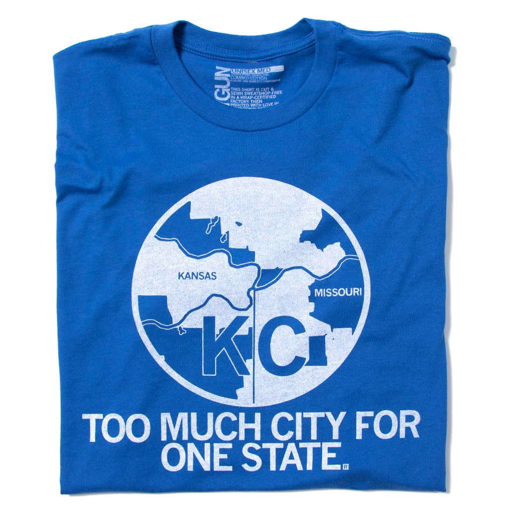 Too Much City KC Graphic