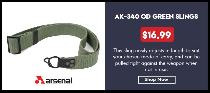 Arsenal OD Green Sling