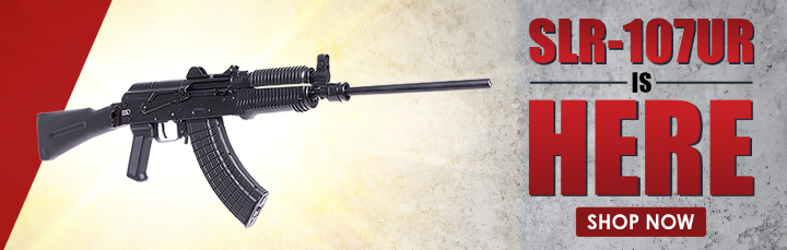 Arsenal SLR-107UR 7.62x39mm Semi-Automatic Rifle