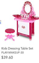 Kids Dressing Table Set
