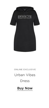 Urban Vibes Dress