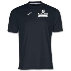 Black Training T-Shirt