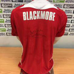 Clayton Blackmore Shirt