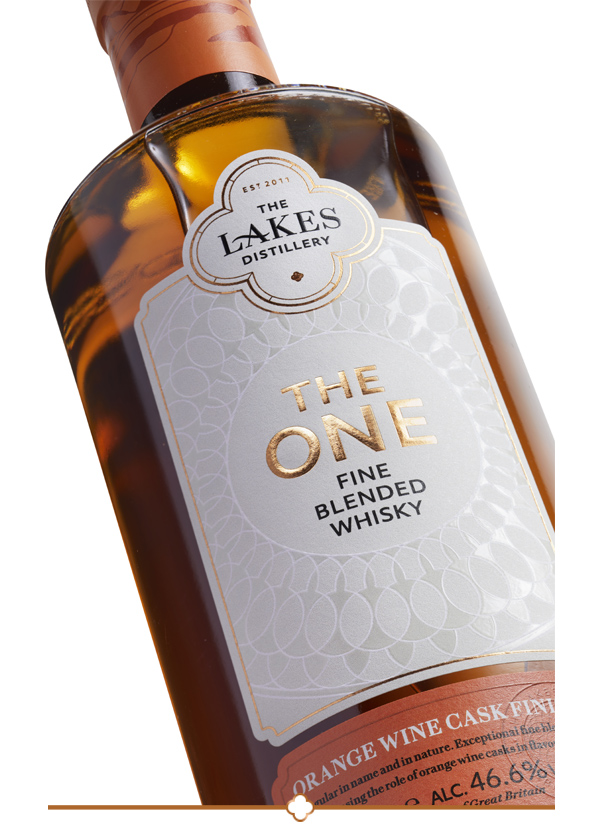 The One Collection - Orange Wine Cask Finished