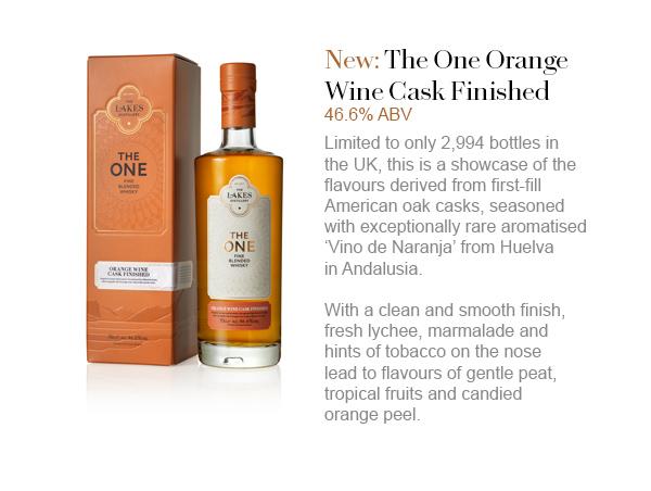 The One Orange Cask Wine Finished