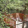 ADORABLE CABIN WITH RIVERFRONT DECK - PENDING