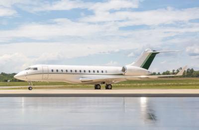 2017 Bombardier Global 6000