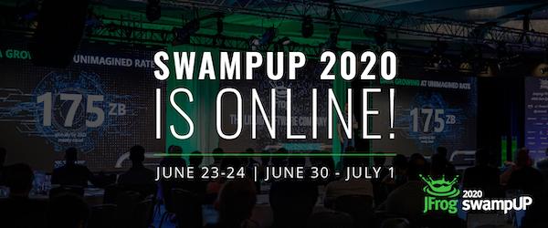 swampUP 2020