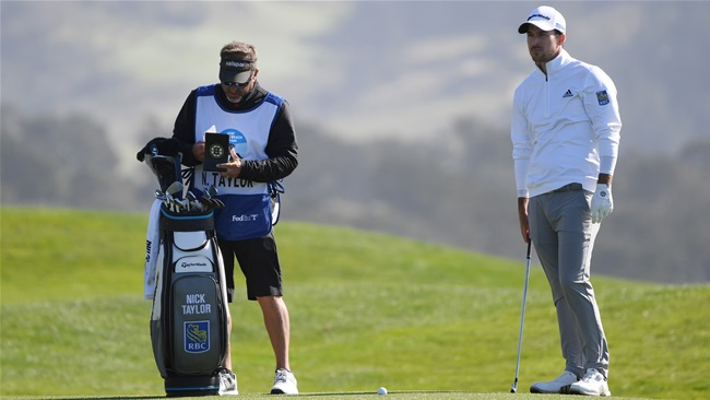 Winner's Bag: Nick Taylor – AT&T Pebble Beach Pro-Am