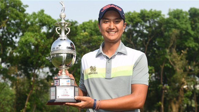 Bangabandhu Cup Golf Open poised to become Bangladesh's richest event