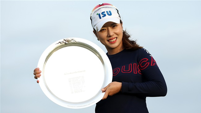 Hee Young Park wins women's Vic Open
