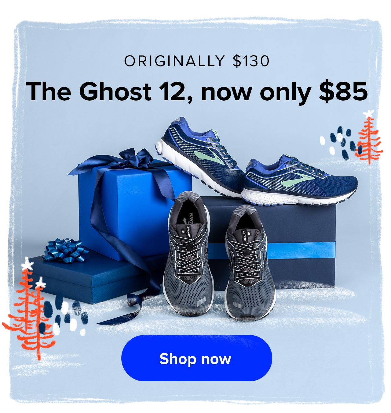 The Ghost 12, now only $85