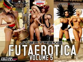 FutaErotica Vol. 5