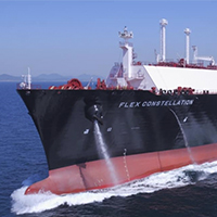 LNG shipping rates just hit $125,000 per day