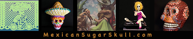MexicanSugarSkull.com site banner