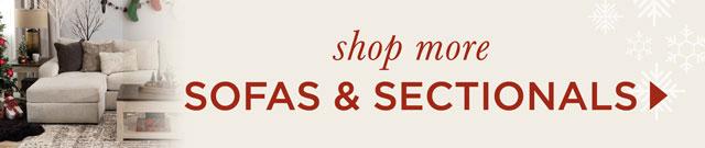 Shop More Sofa & Sectionals