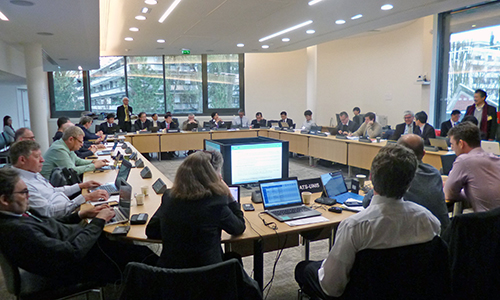 ARC-F and PreADES meetings, February 2020