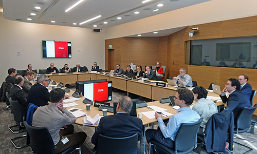 NEA Working Party on Scientific Issues of Reactor Systems (WPRS) meeting, February 2020