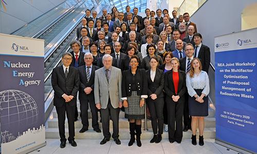 Multifactor Optimisation of Predisposal Management of Radioactive Waste, February 2020