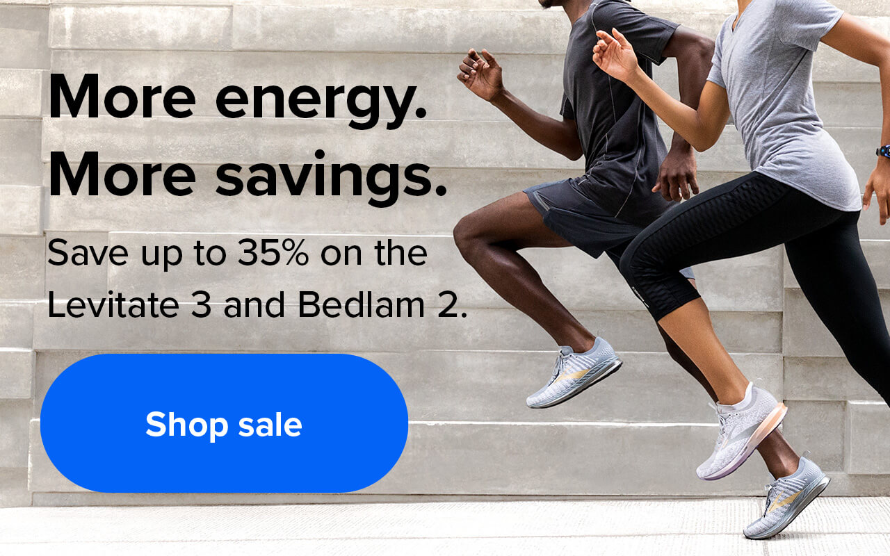 More energy. More savings. Save up to 35% on the Levitate 3 and Bedlam 2. Shop sale