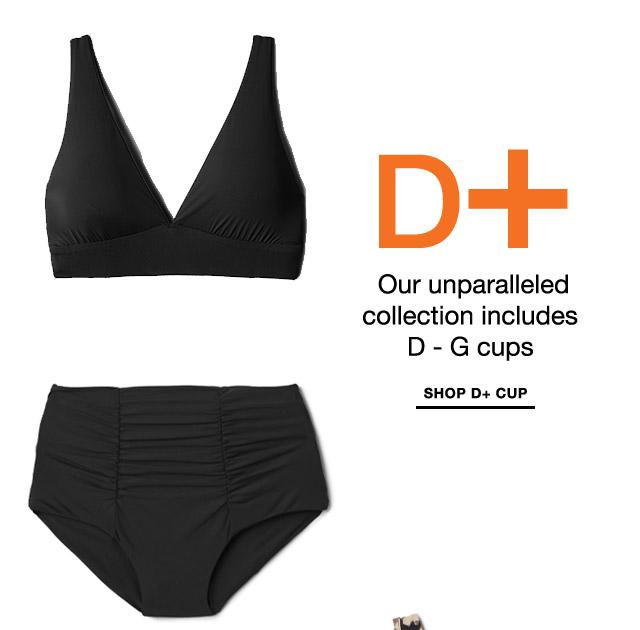 Shop D+ Cup