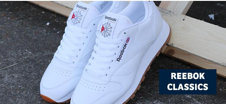 Reebok Classics White