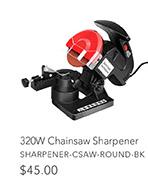 320W Chainsaw Sharpener