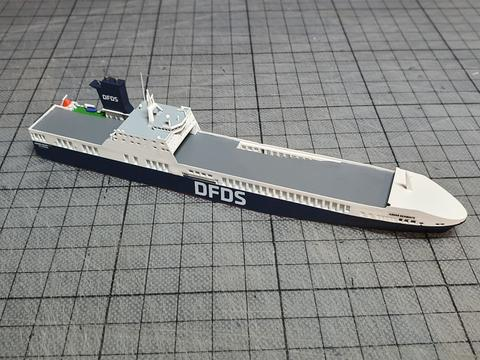 RJ 361 Assos Seaways