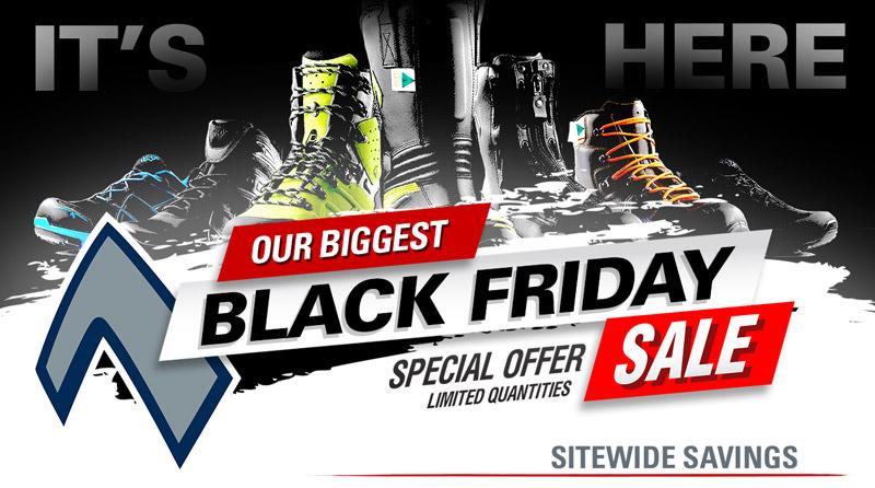 HAIX Black Friday Doorbuster Deals