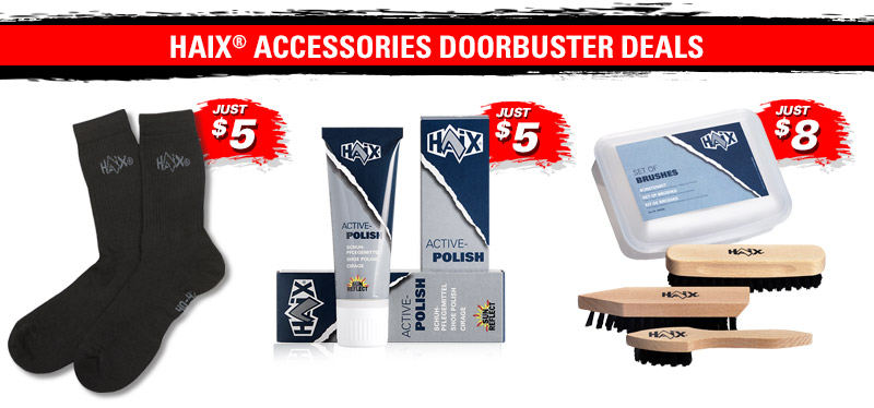 HAIX Accessories Doorbusters