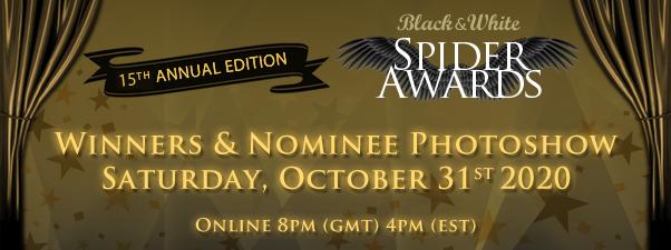 Winners & Nominee Photoshow, Saturday, October 31st, 2020