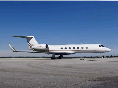 2004 Gulfstream G550