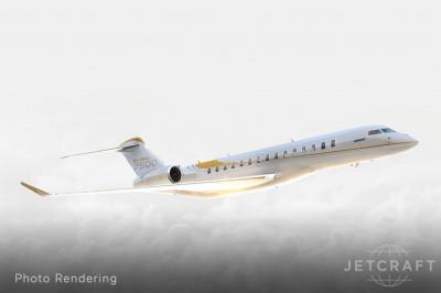 2019 Bombardier Global 7500