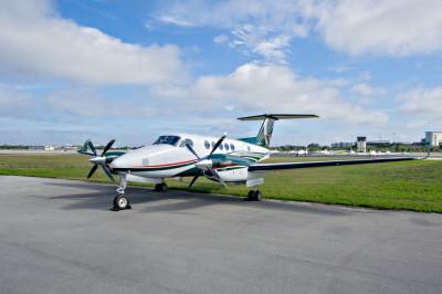 2012 Beechcraft King Air 250