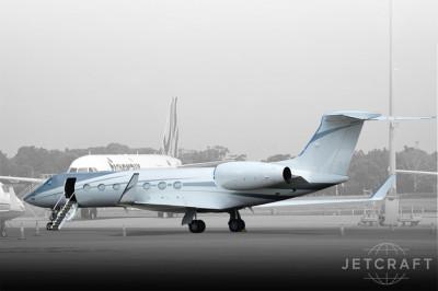 2015 Gulfstream G550