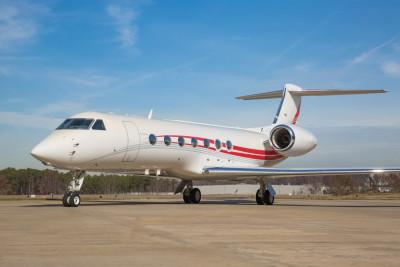 2014 Gulfstream G550