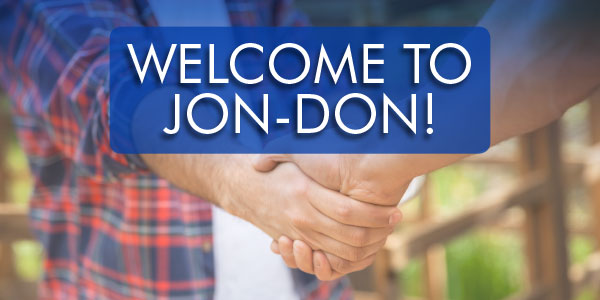 Welcome to Jon-Don!
