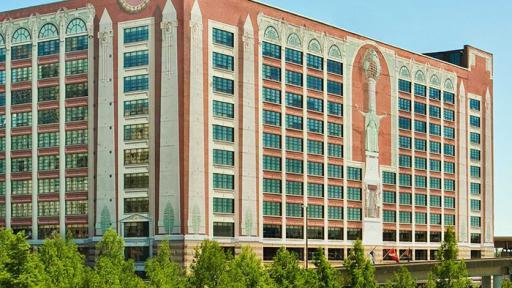 Red Lion Hotel St. Louis City Center Exterior