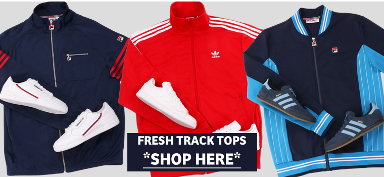 Track Tops & Trainers