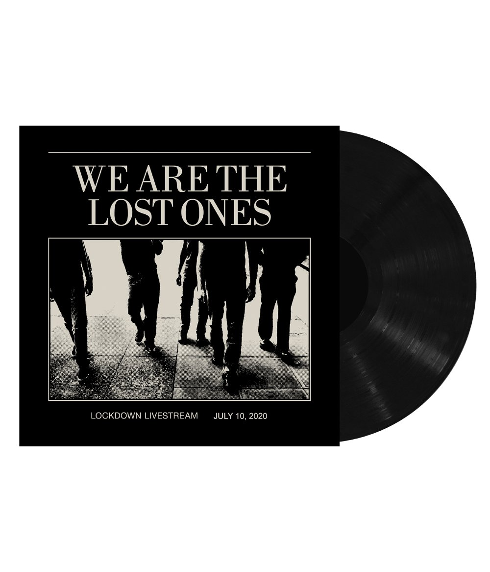 We Are The Lost Ones Vinyl *PREORDER SHIPS 9/21