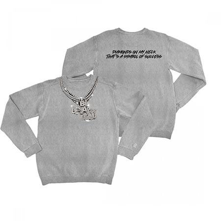 Kevin Gates - Diamonds on my Neck Sweatshirt