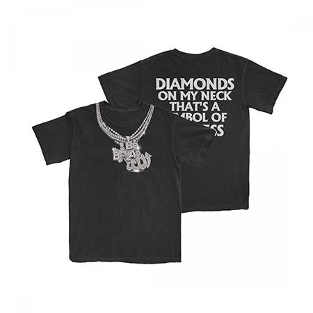 Kevin Gates - Diamonds on my Neck T-Shirt