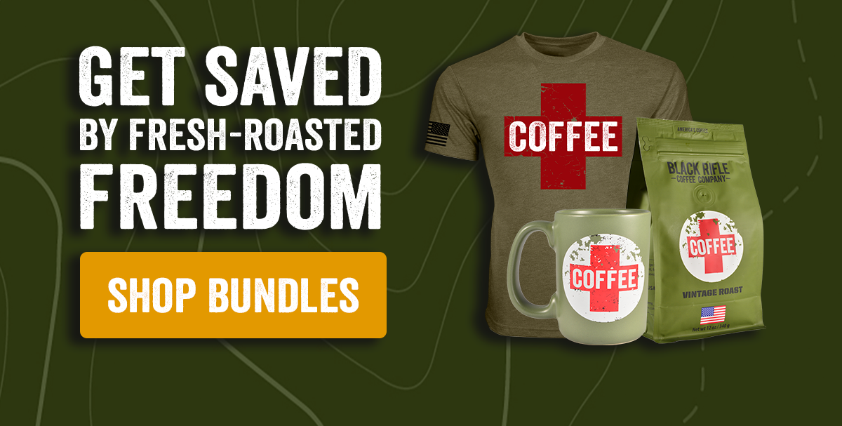 Get Saved by Fresh-Roasted Freedom, Shop Bundles