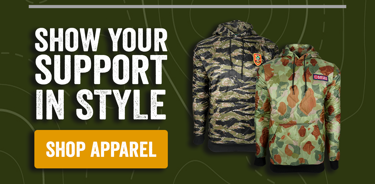 Show Your Support in Style, Shop Apparel