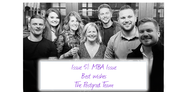 ISSUE 51: MBA Issue
